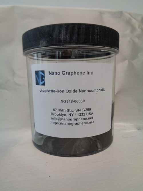 Graphene flake size and composition formation can be customized