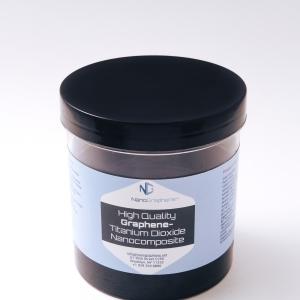 Graphene-Titanium Dioxide Nanocomposite