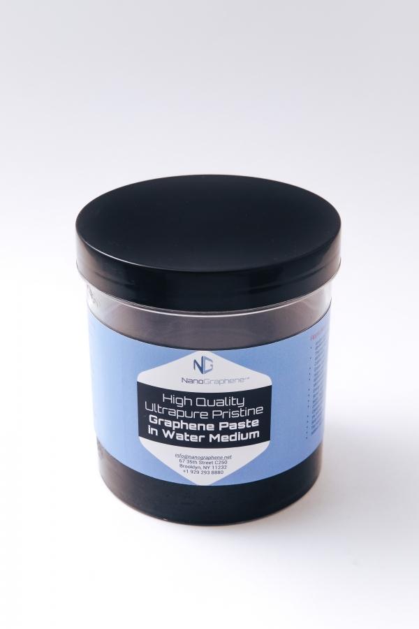 Graphene Paste in Water Medium